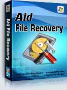Click to view Aid file recovery software 3.6.6.3 screenshot